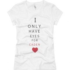 Eyes for Caden