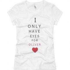 Eyes for Oliver