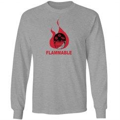 Flammable Men Shirt