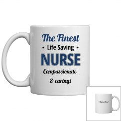 Compassionate & caring nurse
