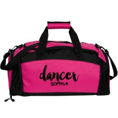 Dancer Sophia