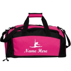 Custom Name Dance Bag Gift