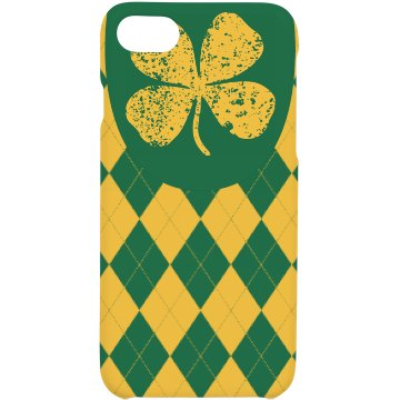 Distressed Shamrock Case