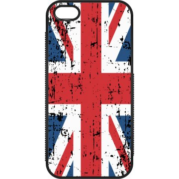 Distressed UK Flag Case