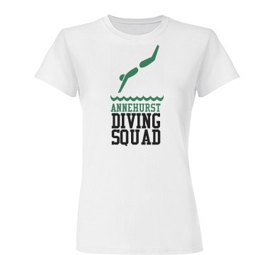 Diving Squad Tee