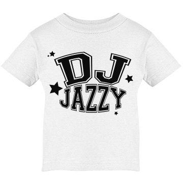 DJ JAZZY Infant Tee