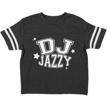 DJ Jazzy Toddler Tee
