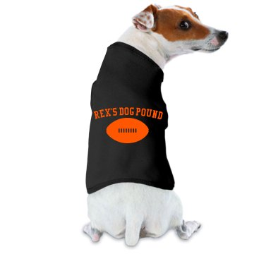 Dog Pound Football Fan