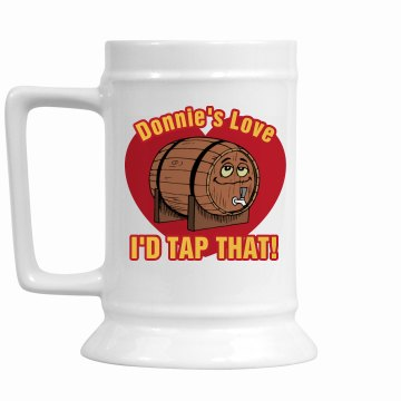 Donnie's Love Stein