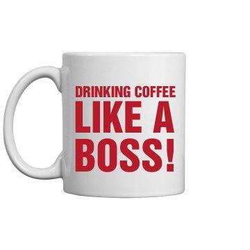 Drinking Like a Boss