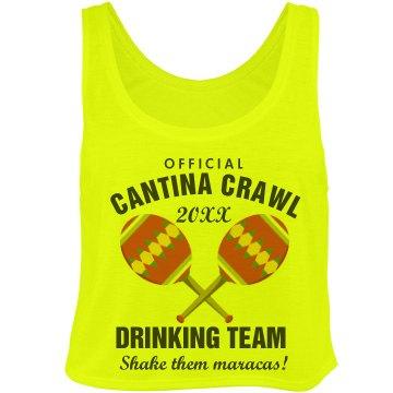 Drinking on Cinco De Mayo