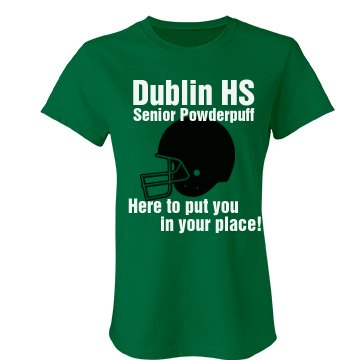 Dublin HS Powderpuff