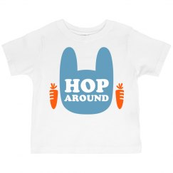 Hop Around Easter Toddler
