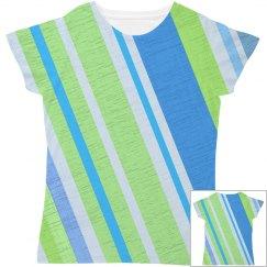 Colorful Diagonal Pastel