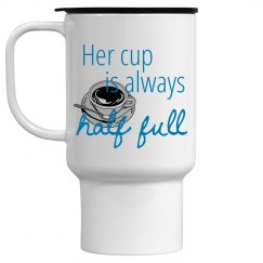 Optimistic Coffee Addict
