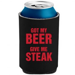 Got Beer Need Steak