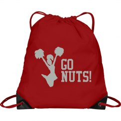 Go Nuts Cheer Bag