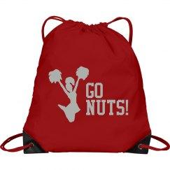 Go Nuts Cheer Bag