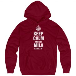 Let Mila handle it