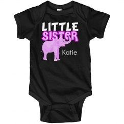 Little Sis Elephant