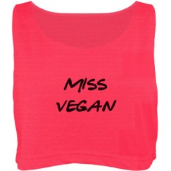 Miss vegan