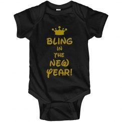 New Years Baby