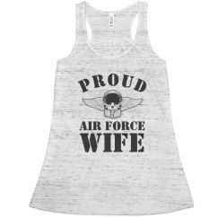 A Proud Air Force Wife