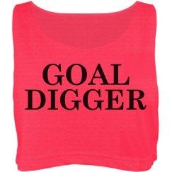 """""""Goal digger"""""""