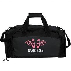 Fancy Ballet Shoes Custom Bag