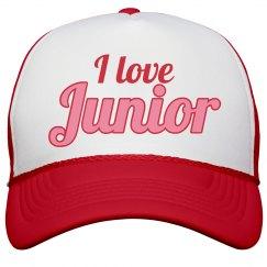 I love Junior