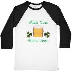 St. Patricks Day Beer Shirt