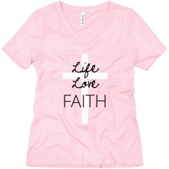 Life, Love, Faith