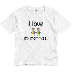 I Love my Mommies
