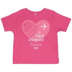 Sassy flight attendant