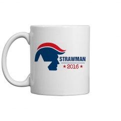 Strawman Trump Mug