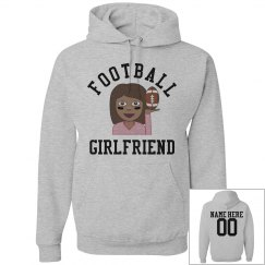 Football Girlfriend Emoji