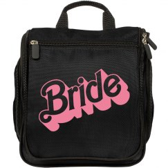Bride Logo Makeup Bag