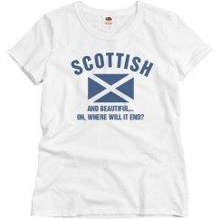 Scottish and beautiful