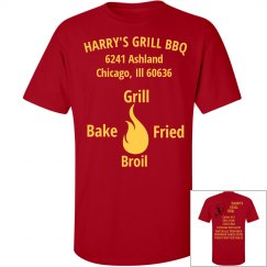 Harry's Grill BBQ