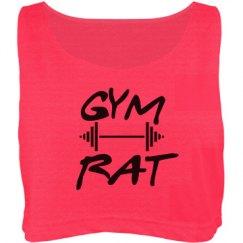 Gym Rat Crop