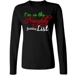 Naughty List Christmas