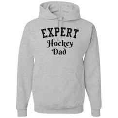Expert hockey dad