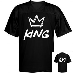 Matching King & Queen Jersey 1