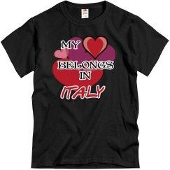 heart belongs to...