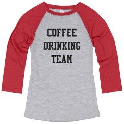 Coffee Drinking Team