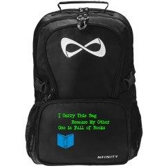 'Book' Book bag
