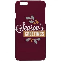 Seasons Greetings Case