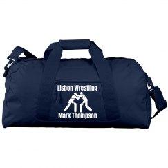 Wrestling Duffel Bag