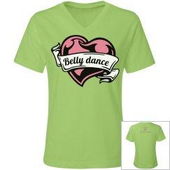 Belly Dance Heart