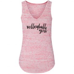 Volleyball Girl Tank